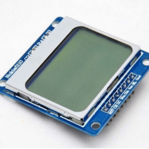 Nokia 5110 84x48 LCD