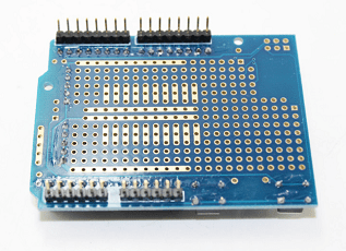 ProtoBoard Shield UNO